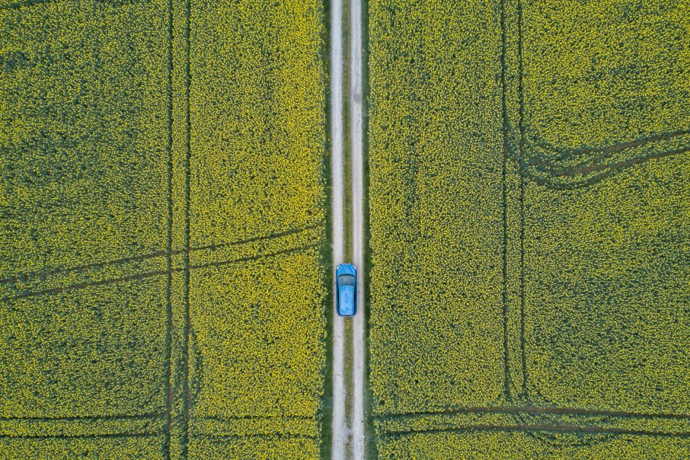 Droneography
