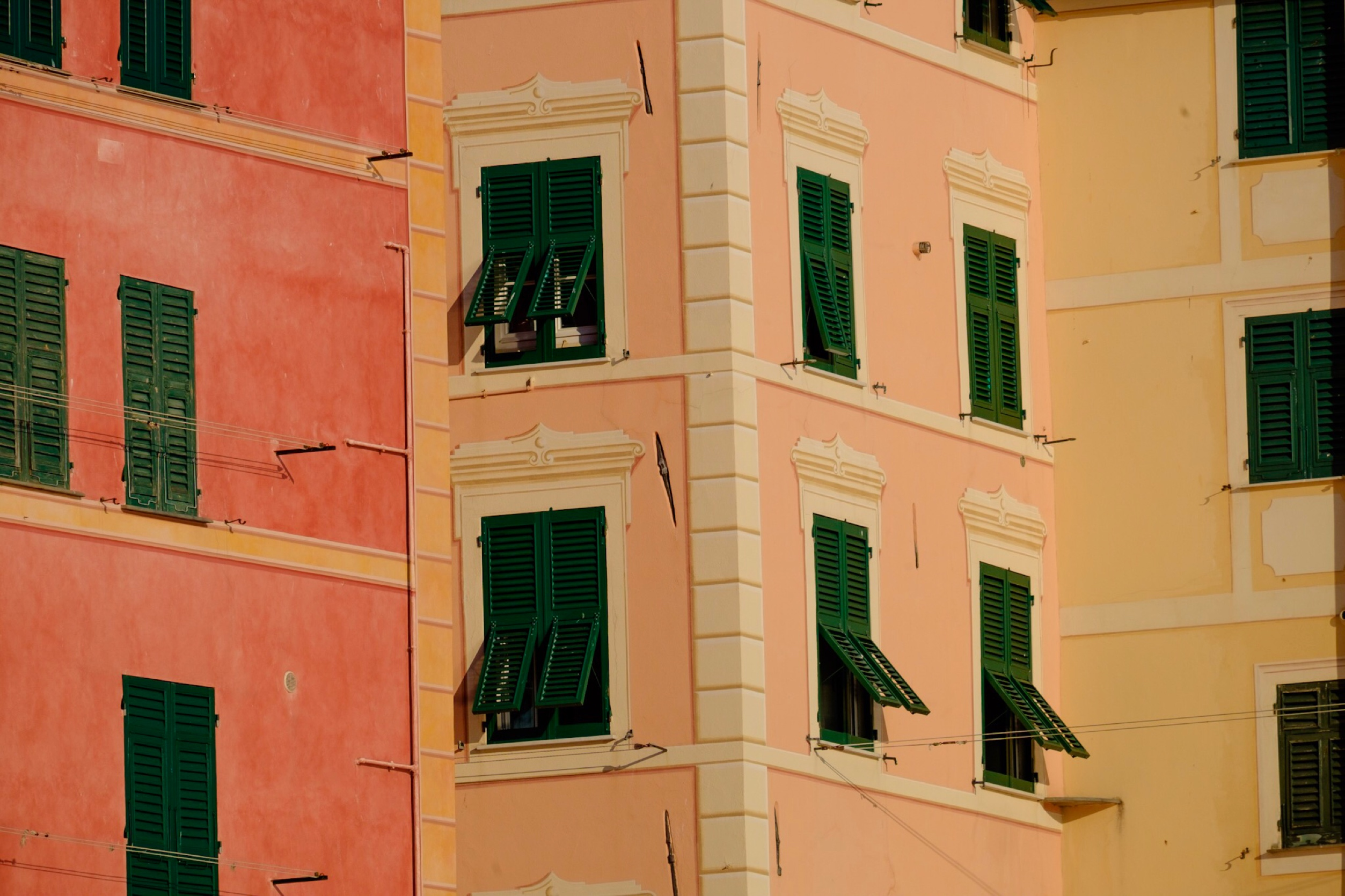 Camogli Houses