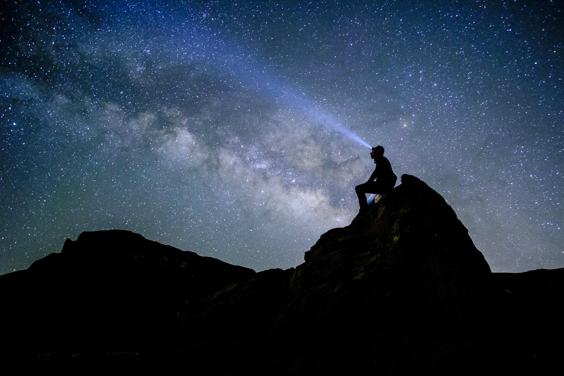 Star Gazing Teide
