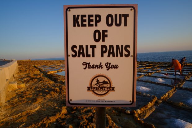 Gozo Salt Pans